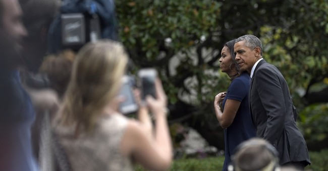 Obama thanks Secret Service for protecting world leaders